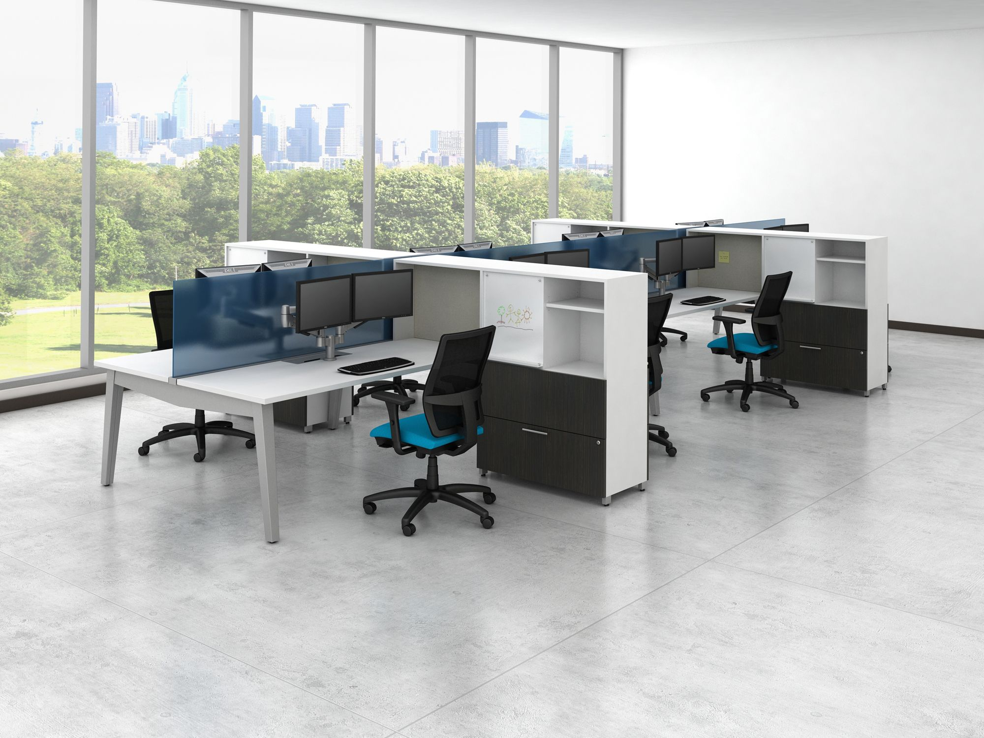 Nathan Office Interiors Quality Office Furniture In